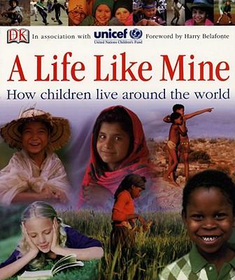 A Life Like Mine By Magloff, Lisa/ Belafonte, Harry (FRW)
